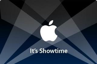 It's ShowTime - Apple Event