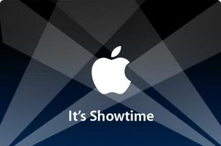It's ShowTime - Apple Event