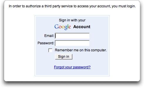 Google quer acabar com os logins